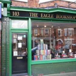 Books? If you like books then go vist Peter at Eagle Books! Opp the cheese shop!