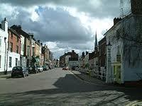 A street in Hemel Hempstead