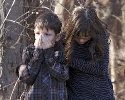 Devastated children hear the news!
