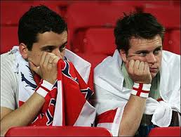 Even Ant and Dec look upset!
