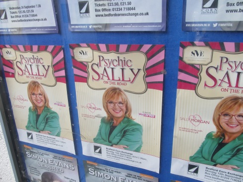 Psychic Sally and the spirits of the DEAD! Good Family entertainment!