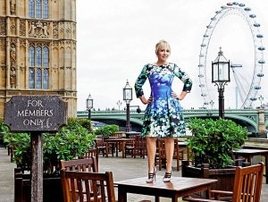 Novelty value Dorries! The new breed of Tory?